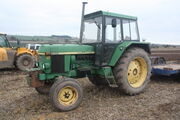 John Deere 3130 - DCL 91T at Bernard Saunders WD 08 - IMG 4148