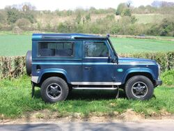 Land Rover 50th Anniversary