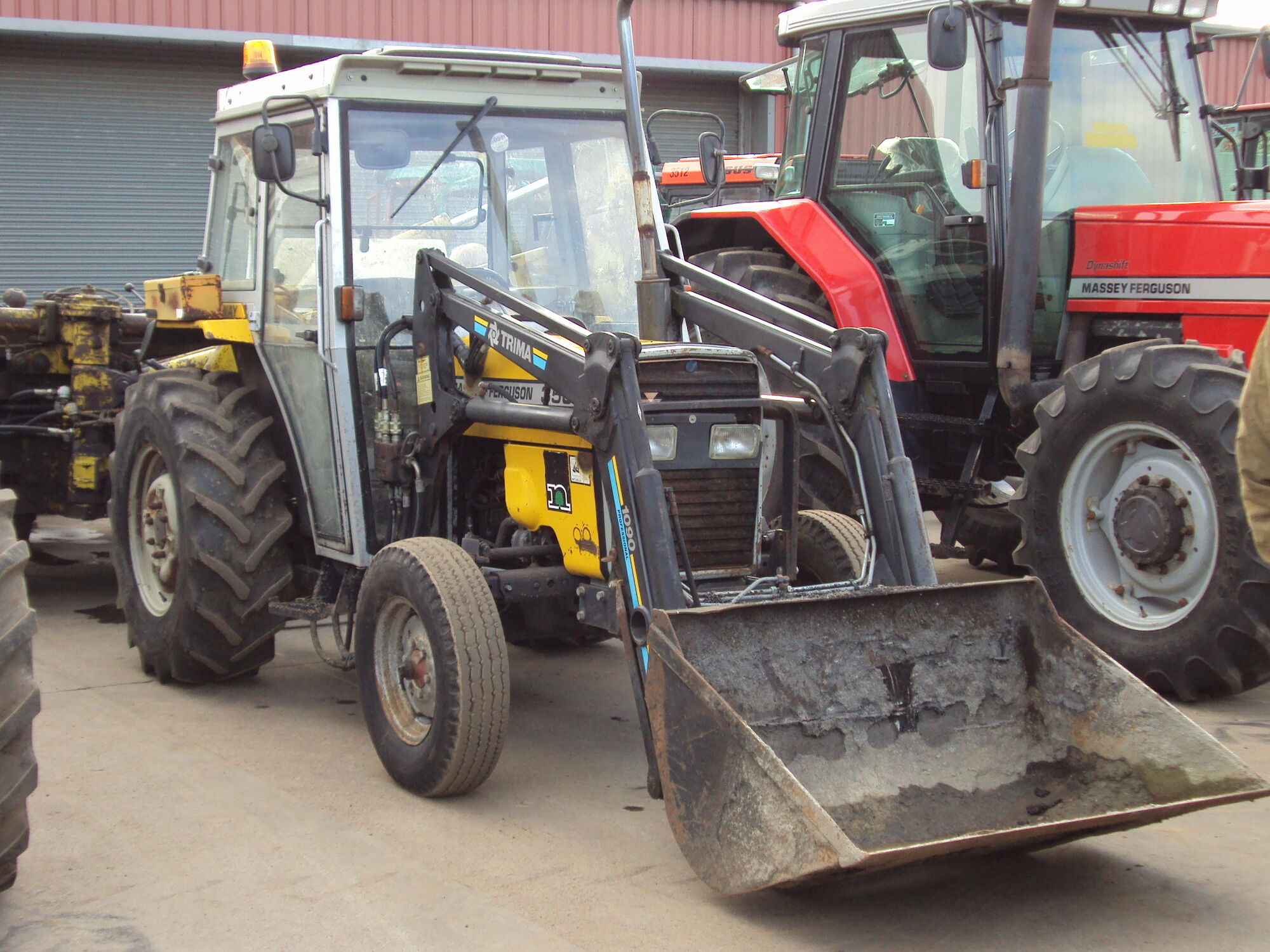 Trima Loaders | Tractor & Construction Plant Wiki | FANDOM powered