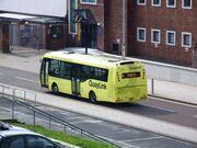 Quaylink Bus On Gateshead Quays