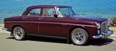 Rover P5 3.5 litre Saloon NZ.jpg