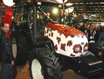 Valtra A85 MFWD (red & white spots) - 2005