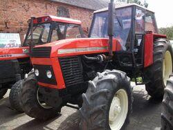 Zetor 16045 MFWD-1983