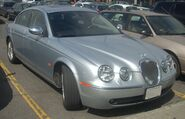 '06-'08 Jaguar S-Type