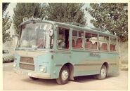 1960s Barreiros Saeta Bus Diesel