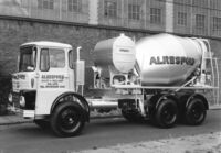 A 1960s GUY Big J6 Cementmixer Lorry
