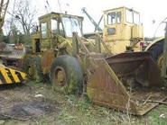 A 1980s weatherill l86 4WD loader