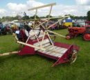List of Types of Agricultural Machinery