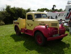 Dodge reg RSU 936 at Lymswold - P7270156