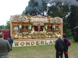Fairground organ - Belvoir-DSC01213