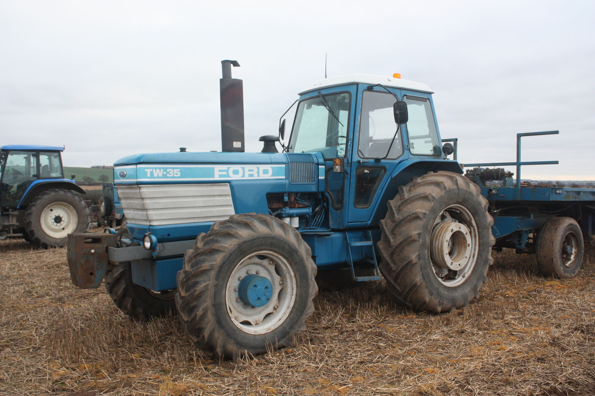 Ford Tw 35 Tractor Construction Plant Wiki Fandom Powered By Wikia 7740 Wiring Harness Kits