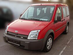 Ford Tourneo Connect 20090402 front