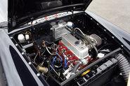 MGB Engine Bay