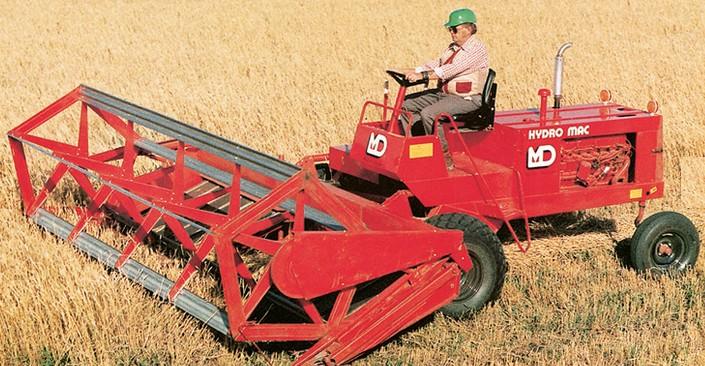 MacDon Hydro Mac | Tractor & Construction Plant Wiki | FANDOM