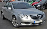 Opel Insignia 20090307 front