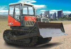 YTO C1002-1 crawler-2010