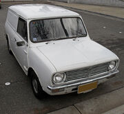 1973-1978 Leyland Mini van