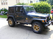 2006 Jeep Golden Eagle