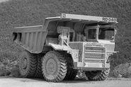 A 1970s Aveling-Barford RD40 Dumptruck Diesel