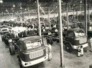 Barreiros Diesel SA Madrid Factory 1970s