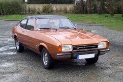 Ford capri mk2 1974