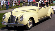 Hudson Country Club Six 93 Convertible Coupe 1939 2