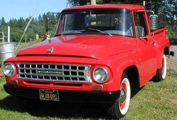 International 1963 900