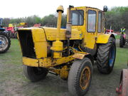 190 roadless 95 axle no 4865