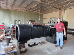 Bob and new boiler