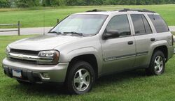 Chevrolet TrailBlazer -- 06-05-2010