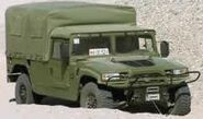 DONGFENG EQ2050 4X4 Armytruck Diesel