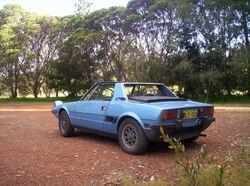 Fiat X19 1978