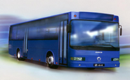 Iveco Zamyad bus