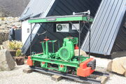Lister Rail truck sn 8023 at Arigna ROI - IMG 2101