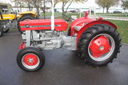 Massey Ferguson 130 - NUD 106F at Newark VS 08 - IMG 3427