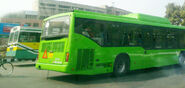 Old and New DTC Bus