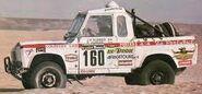 PORTARO 230PV 2300 4X4 Gasolina de 1983