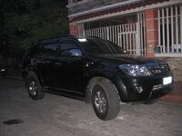 Toyota fortuner 2007