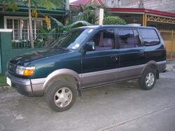 Toyota revo 98