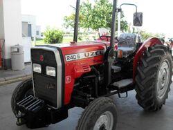 Uzel 240 S - 2009