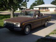 1979 Ford Courier pickup