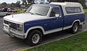 1981-1987 Ford F100 utility