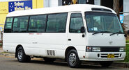2001-2007 Toyota Coaster bus 01