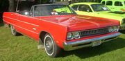 69 Plymouth Sport Fury Convertible (Rigaud)