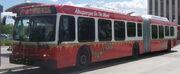 ABQ RIDE 6900 Series Rapid Ride Bus