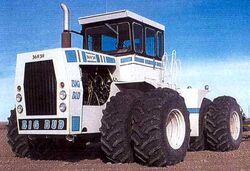 Big Bud 360-30 Bafus Blue