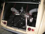 CitroenSahara-engine