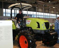 Claas Talos 230 MFWD - 2013