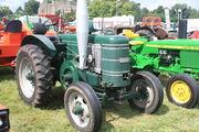 Field Marshall 2684 SI reg GYD 516 at Lister tyndale 09 - IMG 4589