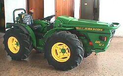 JD Euro 50 A MFWD (Goldoni) - 2002